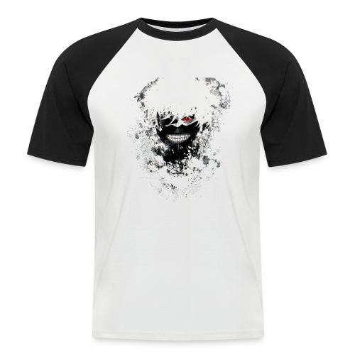 Tokyo Ghoul Kaneki - Men's Baseball T-Shirt