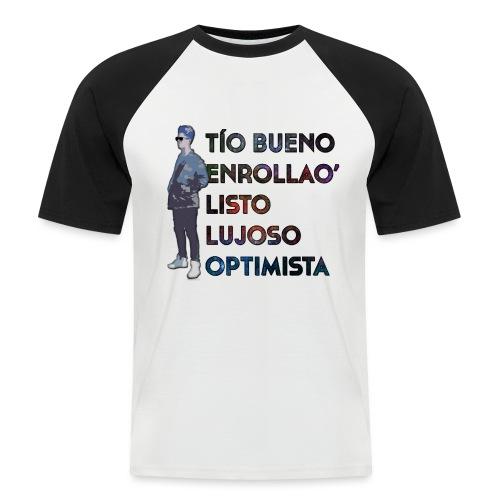 Camiseta Tello Cumple - Camiseta béisbol manga corta hombre