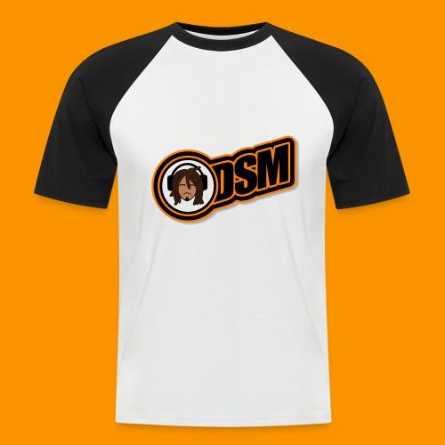 DSM - T-shirt baseball manches courtes Homme