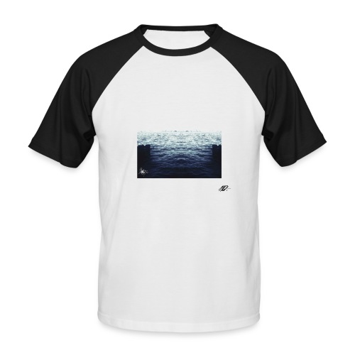 PUCON LAKE - T-shirt baseball manches courtes Homme