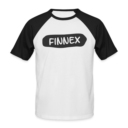 T-Shirt EXTENDED - Männer Baseball-T-Shirt
