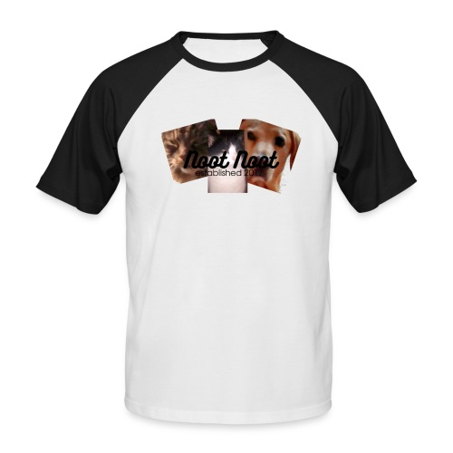 Animal Merch - Men's Baseball T-Shirt