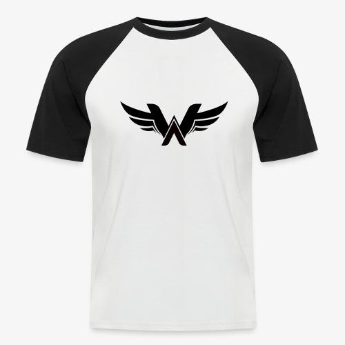 T-Shirt Logo Wellium - T-shirt baseball manches courtes Homme