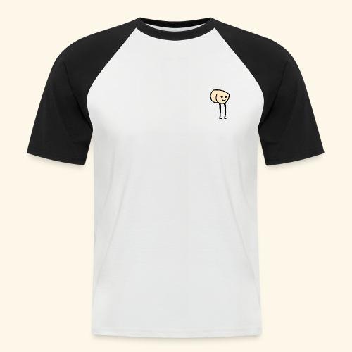 Culo #1 (Culo&Camicia) - Maglia da baseball a manica corta da uomo