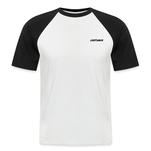 lol - Mannen baseballshirt korte mouw