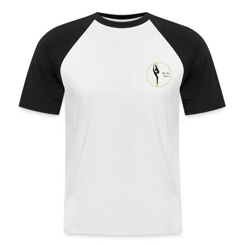 Pole Art Studio - T-shirt baseball manches courtes Homme