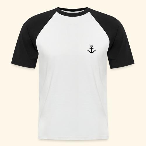 love loyalty faith hope - Männer Baseball-T-Shirt