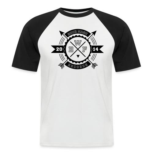 SOUR MASH CREW - Männer Baseball-T-Shirt