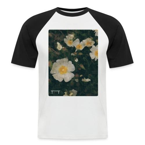 № 61 [ovum] - Men's Baseball T-Shirt