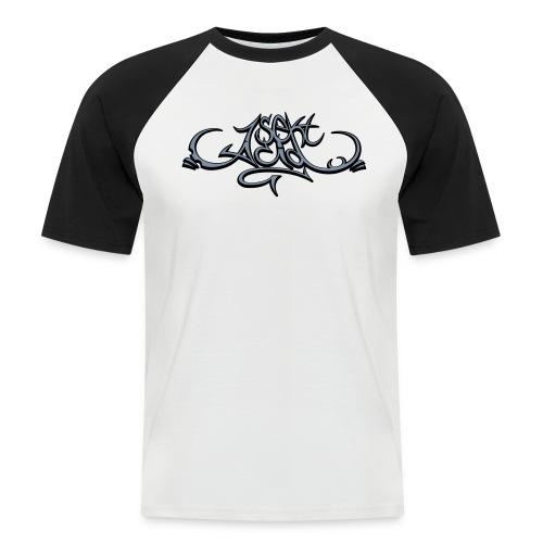 1secktacid 3D - T-shirt baseball manches courtes Homme
