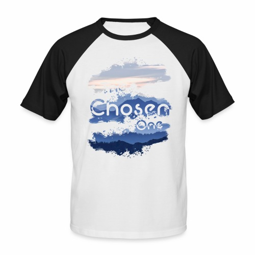 The Chosen One - Men's Baseball T-Shirt