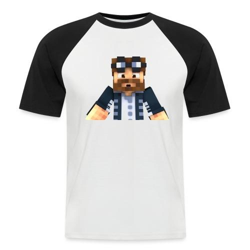 TitanHammer Soprendido - Camiseta béisbol manga corta hombre