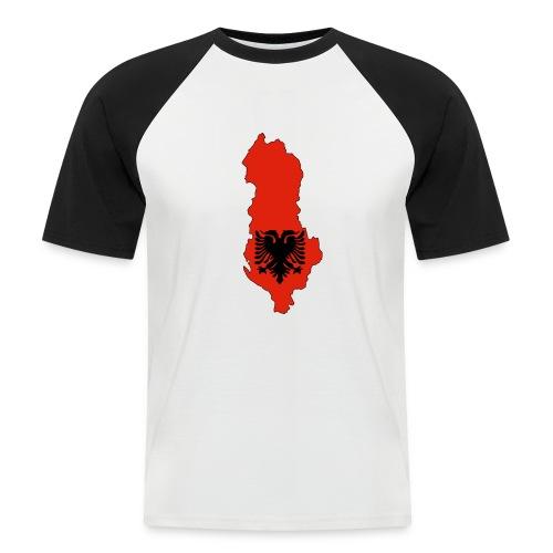 Albania - T-shirt baseball manches courtes Homme