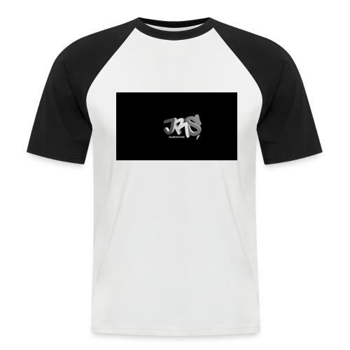 JeuneRockStars - T-shirt baseball manches courtes Homme