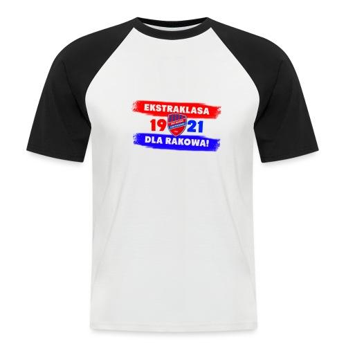 1921 Ekstraklasa dla Rakowa - Koszulka bejsbolowa męska