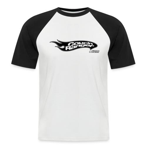 couchranger fire - Männer Baseball-T-Shirt