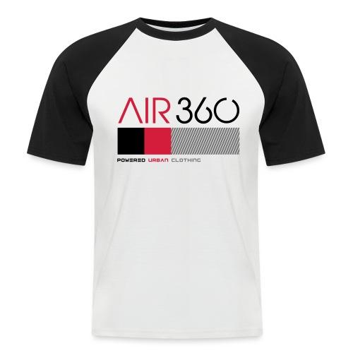 Air360 - Camiseta béisbol manga corta hombre