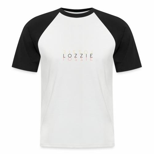 LOZZIE - Mannen baseballshirt korte mouw