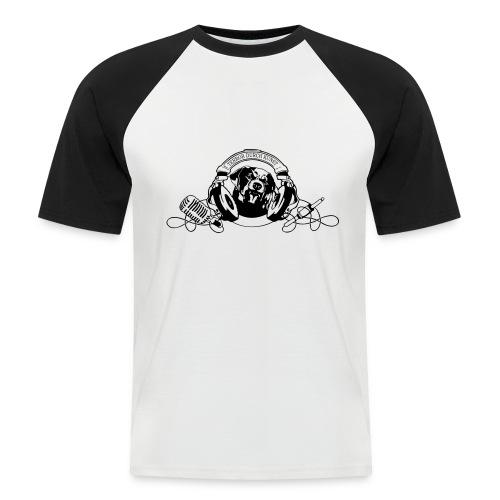 tdknew - Männer Baseball-T-Shirt