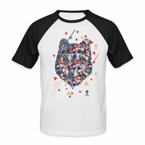 Bad Wolf - Men's Baseball T-Shirt