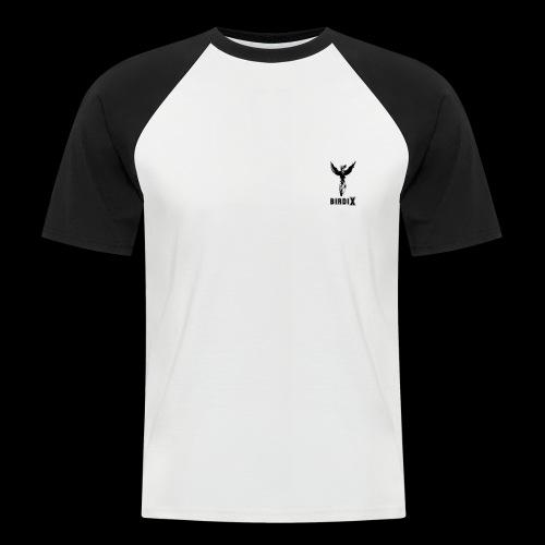LOGO birdix 10x15 - T-shirt baseball manches courtes Homme