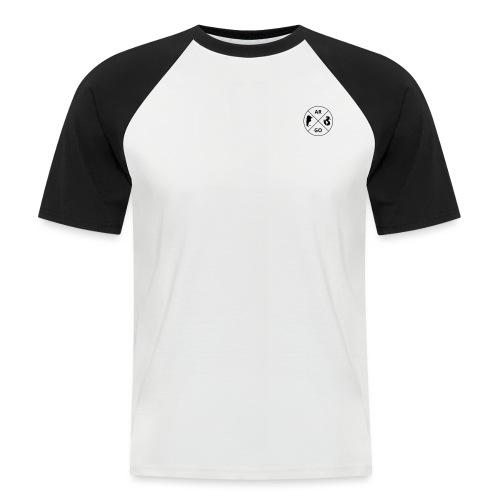 Logo Argo - Camiseta béisbol manga corta hombre