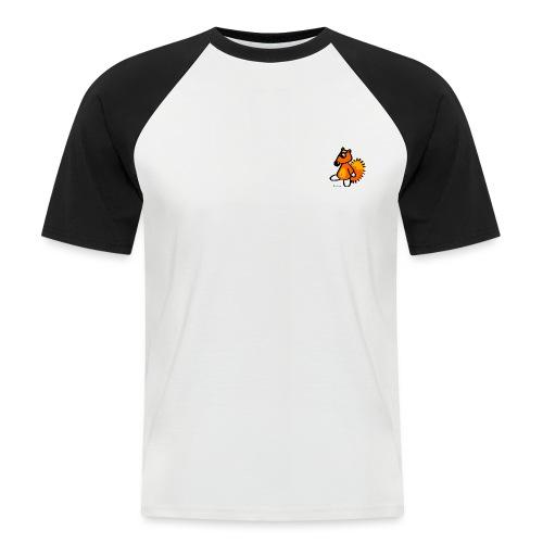 Renard Gauche - T-shirt baseball manches courtes Homme