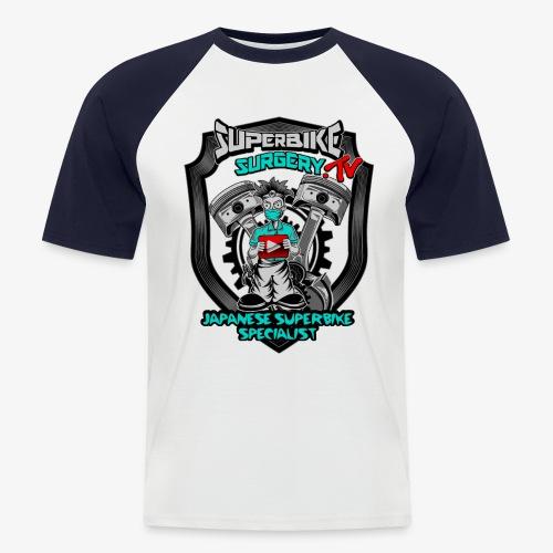Superbike Surgery TV - Men's Baseball T-Shirt