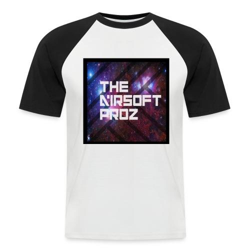 TheAirsoftProz Galaxy Mens Long Sleeve - Men's Baseball T-Shirt