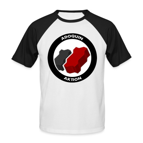 Adoquin Aktion - Camiseta béisbol manga corta hombre