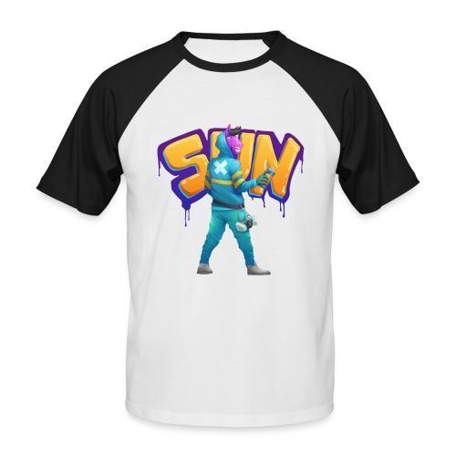 Suntted Graffeur - T-shirt baseball manches courtes Homme