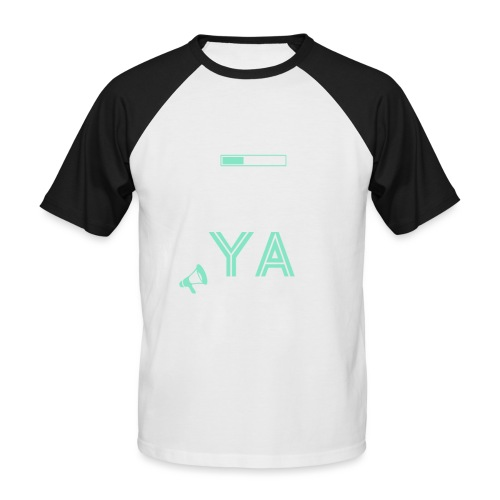 Libertad Constituyente ¡YA! - Camiseta béisbol manga corta hombre