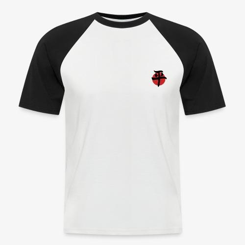 paz letra japonesa - Camiseta béisbol manga corta hombre