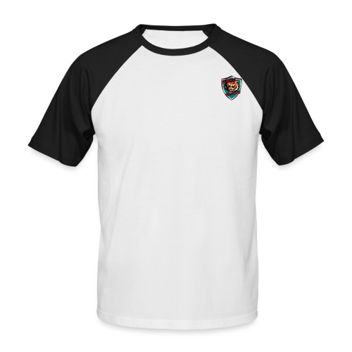 TigersLogo - Men's Baseball T-Shirt