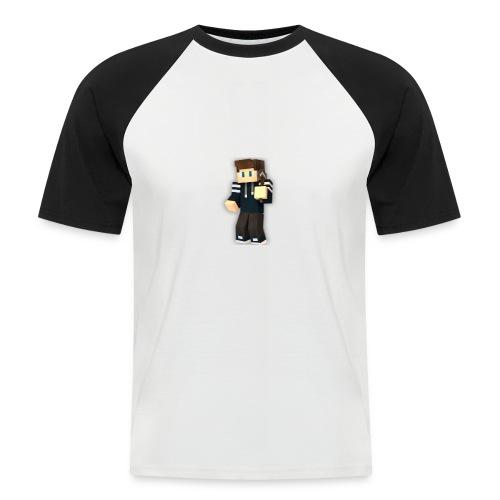 skinrender png - Männer Baseball-T-Shirt