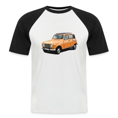My Fashion 4l - T-shirt baseball manches courtes Homme
