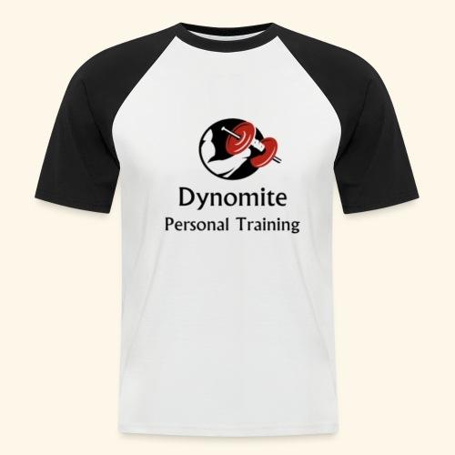 Dynomite Personal Training - Men's Baseball T-Shirt