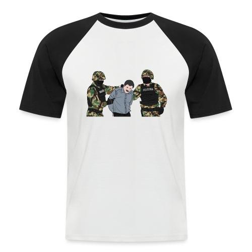 EL CHAPO - Männer Baseball-T-Shirt