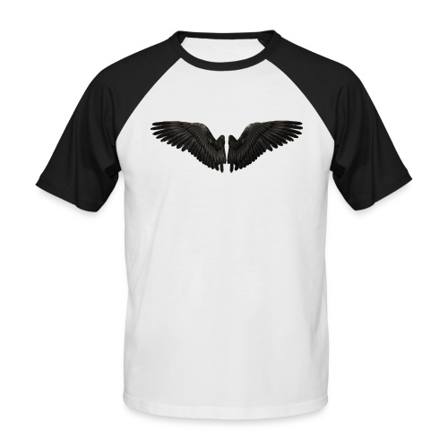 Borderline - T-shirt baseball manches courtes Homme