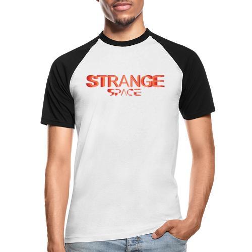 STRANGE SPACE H/F - T-shirt baseball manches courtes Homme