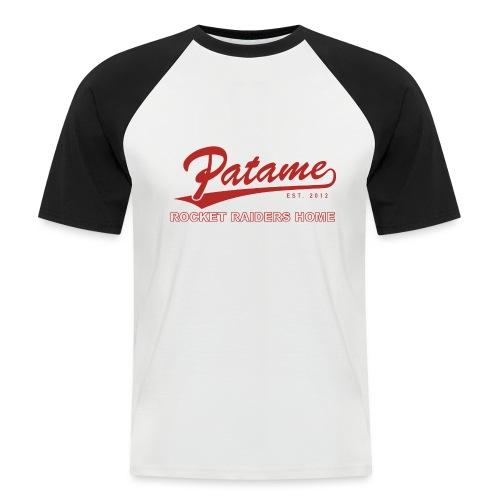 Rocket Raiders Home - Männer Baseball-T-Shirt