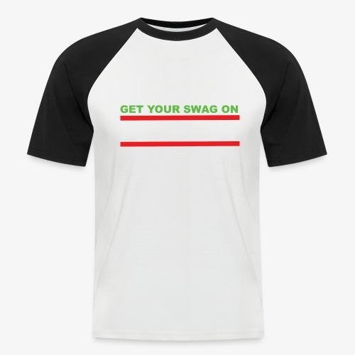 TUXWEARS.COM - Men's Baseball T-Shirt