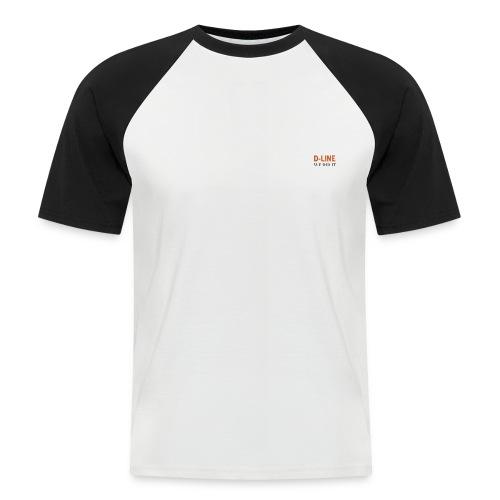 D-line - Camiseta béisbol manga corta hombre