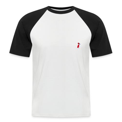 Paga - T-shirt baseball manches courtes Homme
