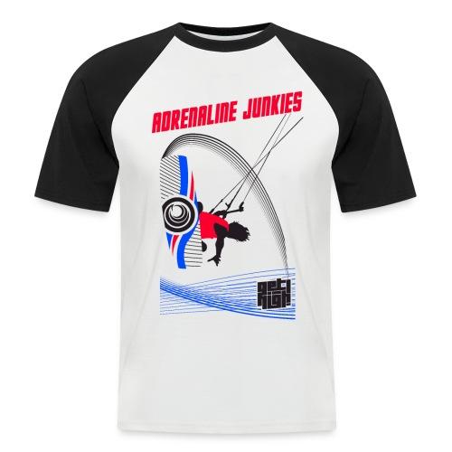 Adrenaline Junkies Light - Camiseta béisbol manga corta hombre