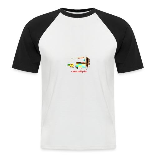 maerch print ambulance - Men's Baseball T-Shirt