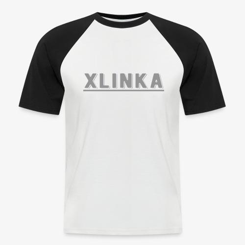 XLINKA 3D - Men's Baseball T-Shirt