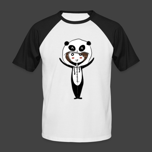 Pungu - Men's Baseball T-Shirt