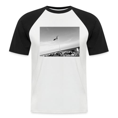 Beach feeling - Männer Baseball-T-Shirt