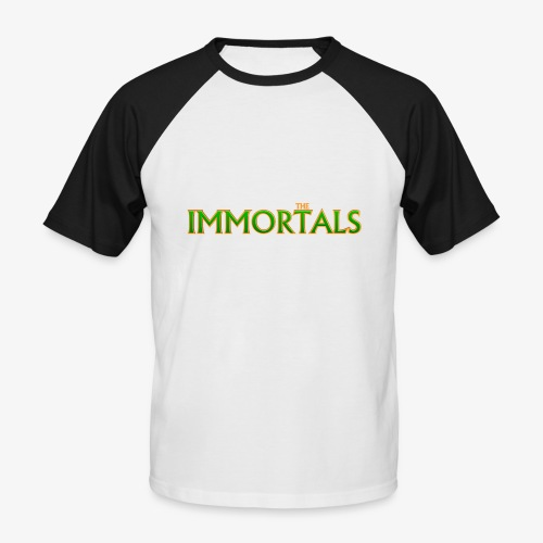 Immortals - Men's Baseball T-Shirt